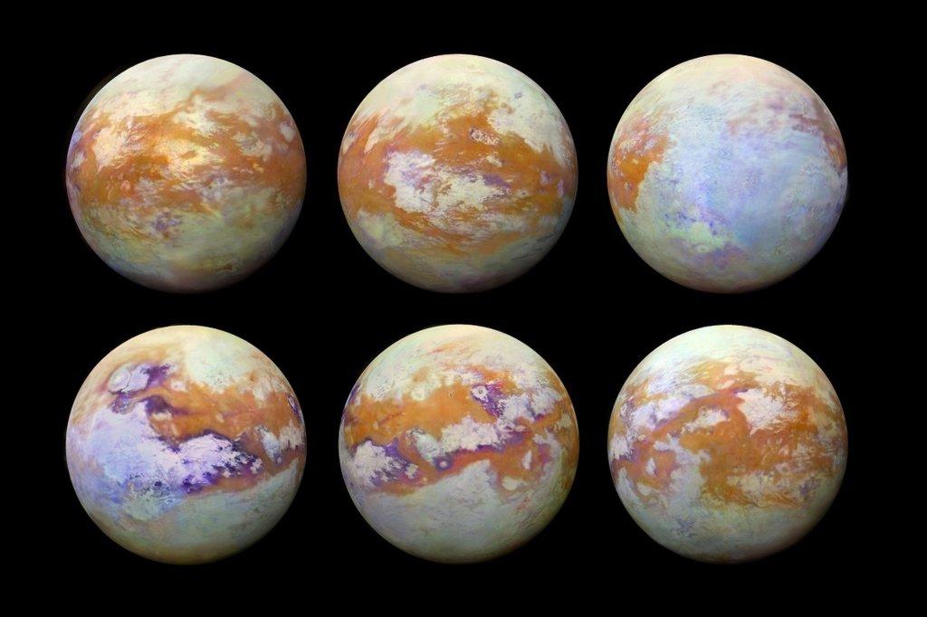 Titano: scoperto il 'vero volto' del satellite di Saturno