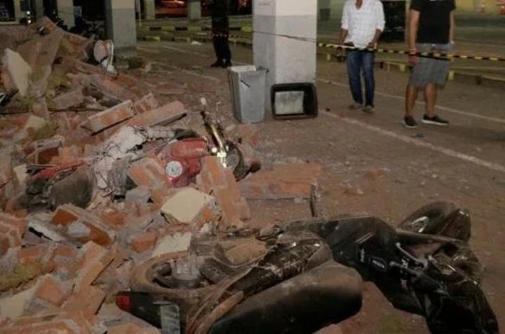 Terremoto Indonesia, il primo bilancio: black-out e comunicazioni interrotte