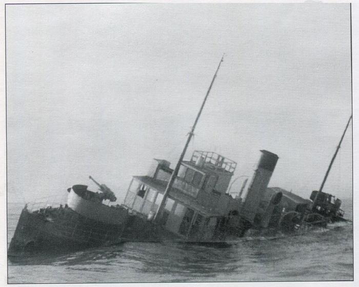 Nave fantasma scoperta nel Po: affondata nel 1944 dai tedeschi
