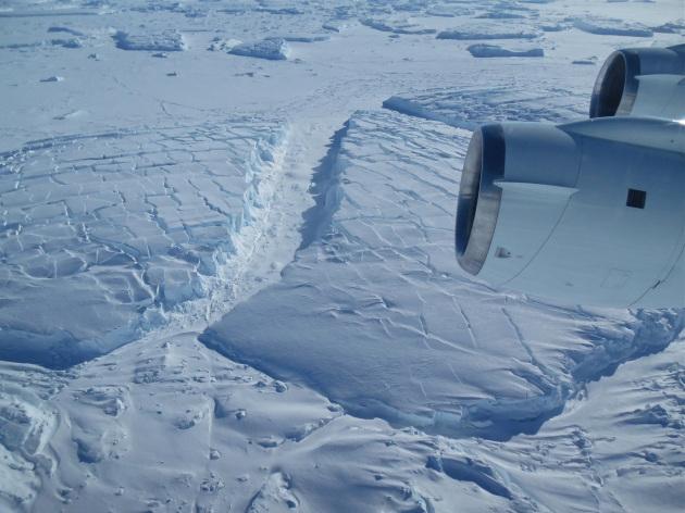 La geoingegneria per risolvere i problemi dell'Antartide