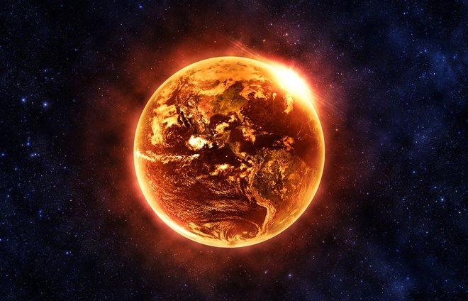 Spazio: in futuro la Terra diventerà un inferno come Venere?
