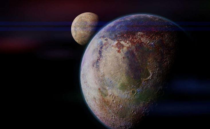 Osservata una Luna attorno al pianeta Kepler-1625b