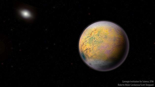 Scoperto The Goblin, nuovo pianeta del Sistema Solare