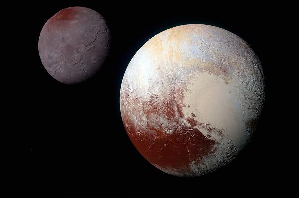 Plutone la futura casa dell'uomo? La ricerca americana