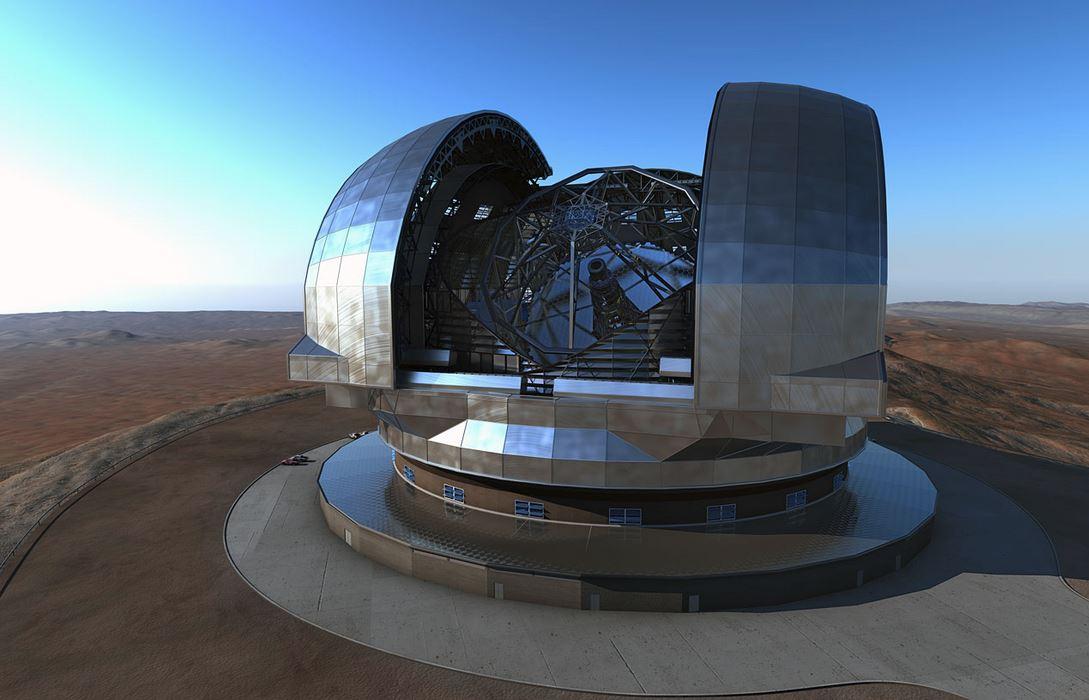 Iniziata la costruzione del telescopio Elt, 200 volte più potente di Hubble