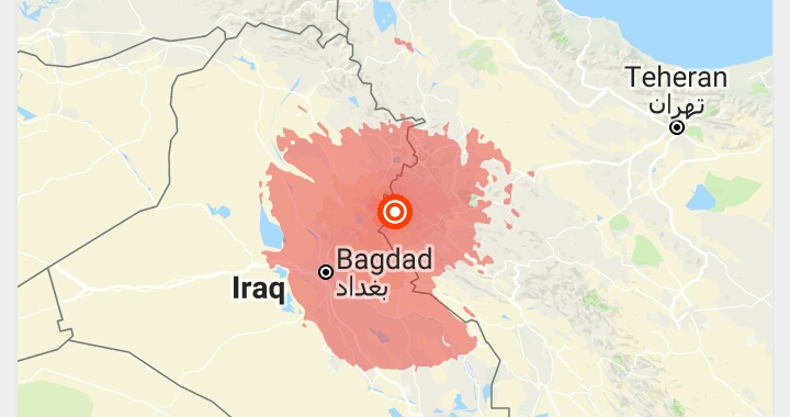 Terremoto-iraq