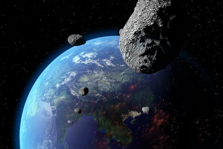 Asteroide in avvicinamento: questa sera la distanza minima dalla Terra