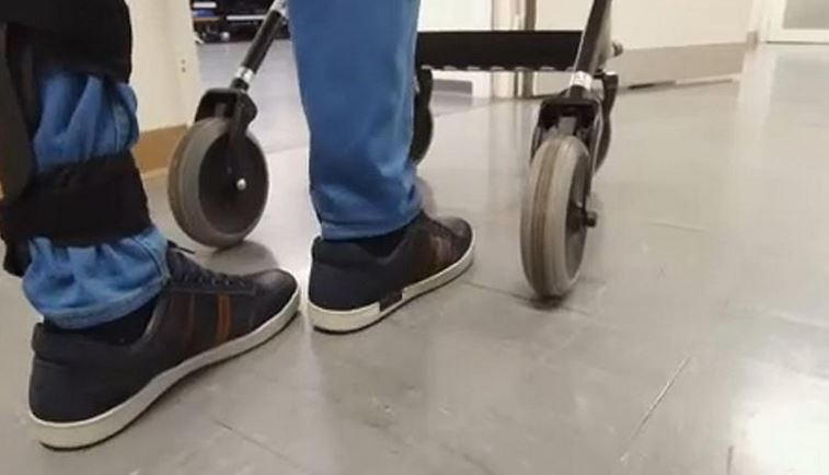 Nuova tecnica rivoluzionaria: pazienti paraplegici riprendono a camminare