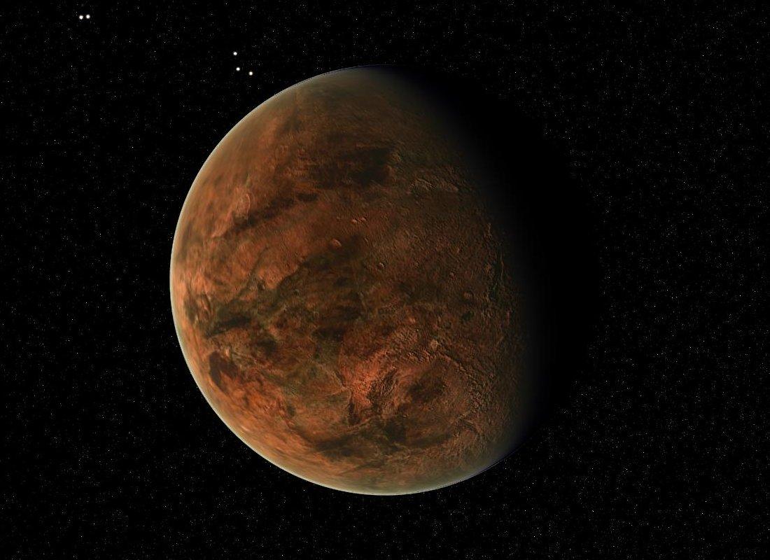 Barnard's Star b, la ''super Terra'' intorno alla stella isolata più vicina
