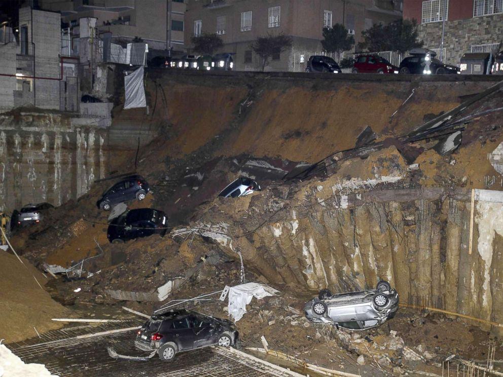 Roma sprofonda: record di voragini nella capitale