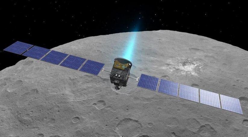 La sonda Dawn va in pensione, dopo 11 anni esaurito il carburante
