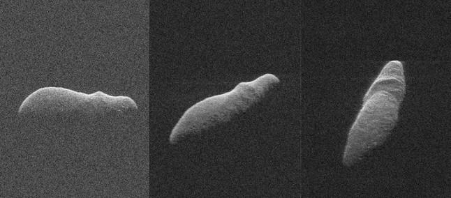 Spazio: l'asteroide Ippopotamo mai così vicino alla Terra