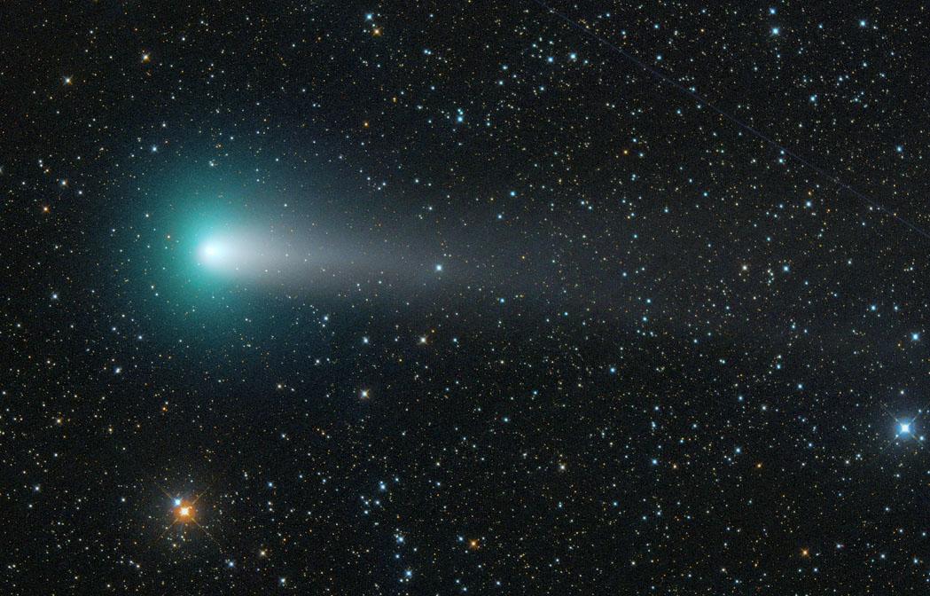 Occhi puntati sulla cometa di Natale - DIRETTA DALLE 23,00 - Scienza & Tecnica