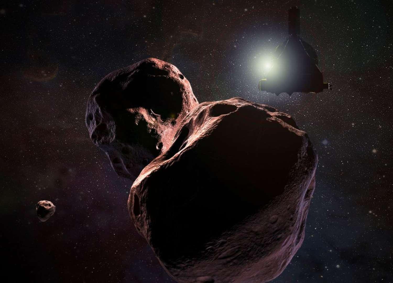New Horizons verso 2014 MU69, l'oggetto più lontano mai esplorato