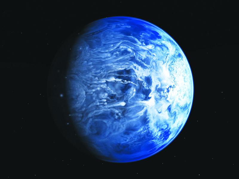 I pianeti oceano? Molto più diffusi delle previsioni