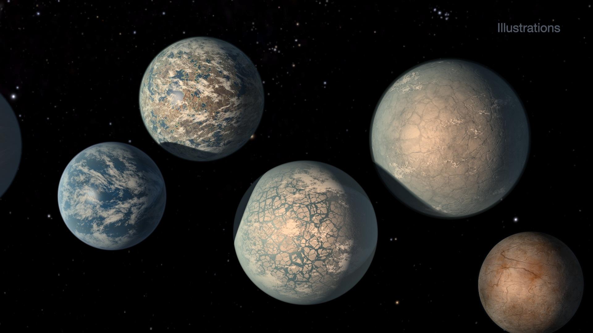 Spazio: scoperti nuovi cento pianeti: il record di Hubble