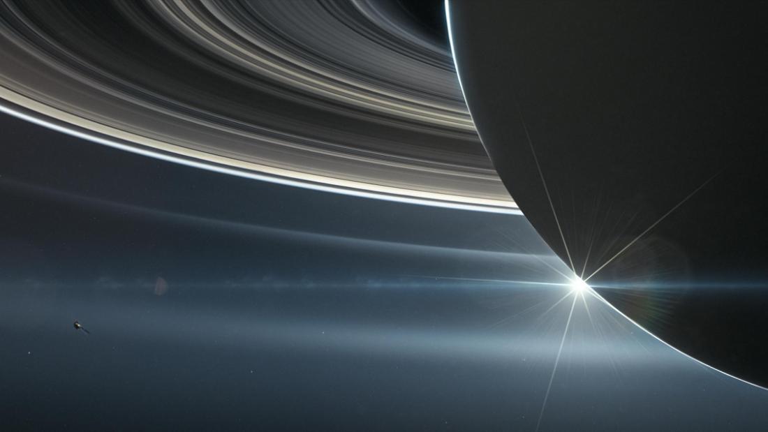 Saturno sta perdendo gli anelli, la scoperta