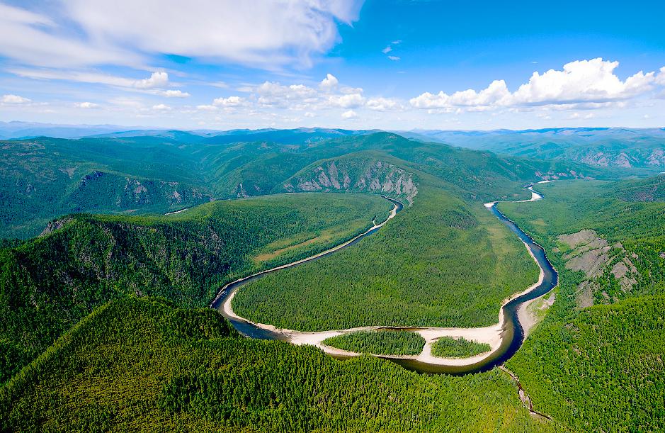 Siberia: scompare intera collina, è mistero