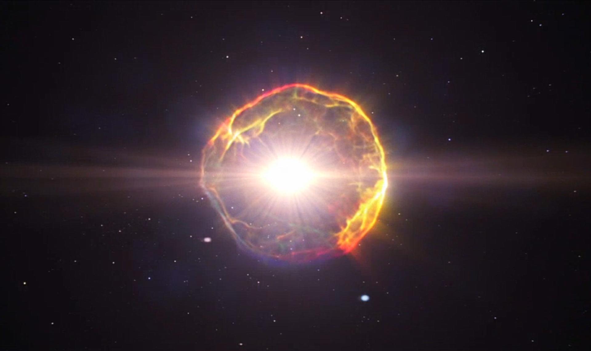 Tumori, mutazioni, estinzioni: gli effetti della supernova del Pliocene