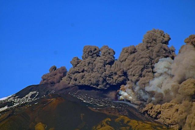 Terremoto Sicilia: forte scossa a Zafferana Etnea