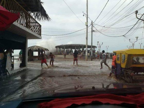 Tsunami: onde anomale colpiscono le coste del Perù, evacuazioni in corso