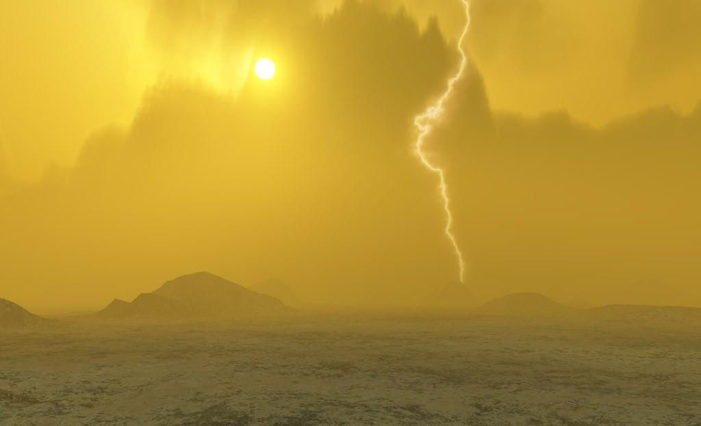 Esplorare Venere attraverso palloni aerostatici: il progetto della Nasa