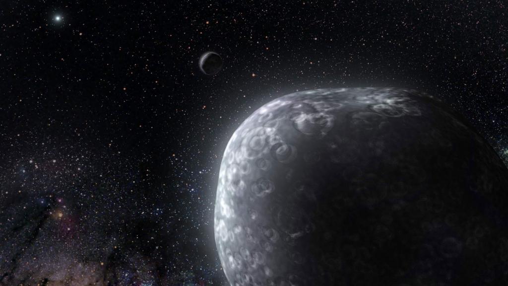 Spazio: scoperto l'anello mancante dell'evoluzione planetaria