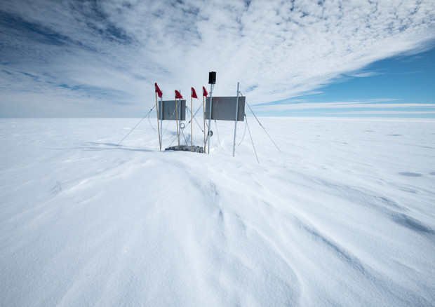 Antartide: i resti di animali in un lago nascosto dal ghiaccio