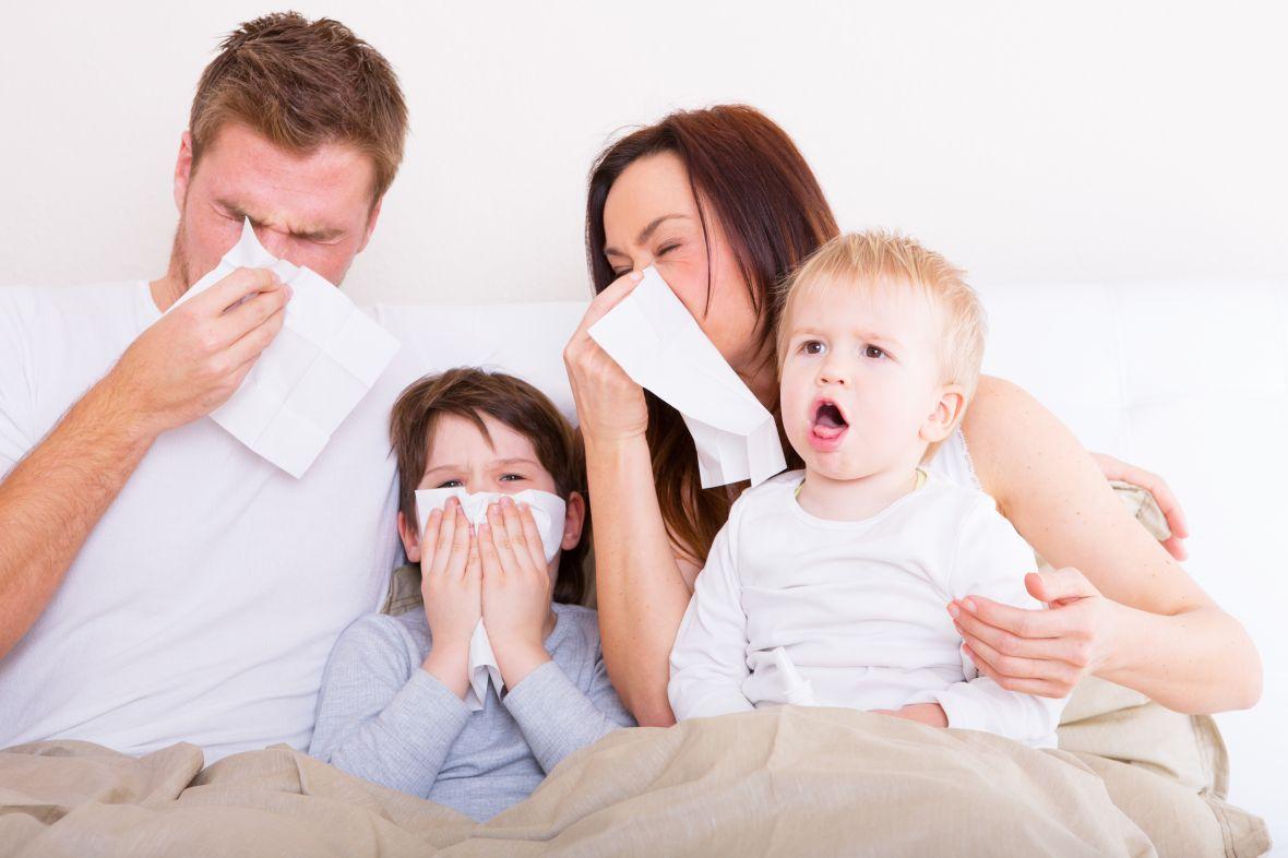 Influenza: ecco come evitare il contagio