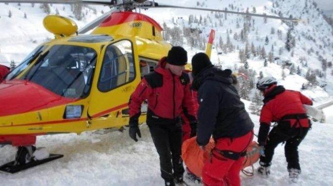 Tragedia sulle piste da sci: morta una bambina di 9 anni