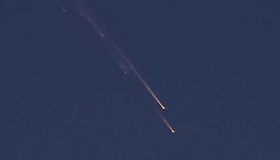 Nuova Zelanda: in cielo appare oggetto luminoso, forse satellite militare russo, il video