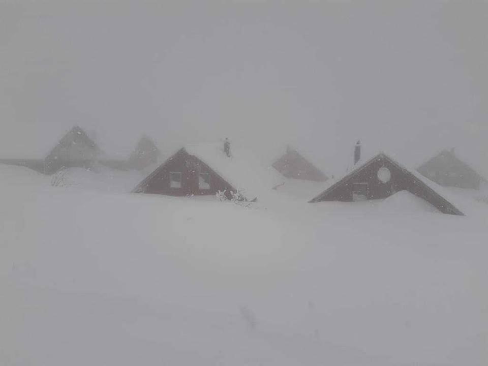 Tre metri in poche ore: Austria sommersa dalla neve