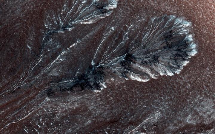 Nevica sugli altri pianeti? Ecco la risposta