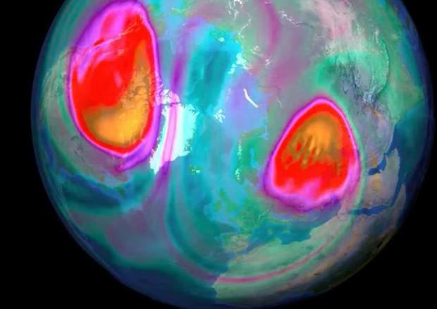 Riscaldamento stratosferico improvviso: il fenomeno all'origine del freddo in Europa