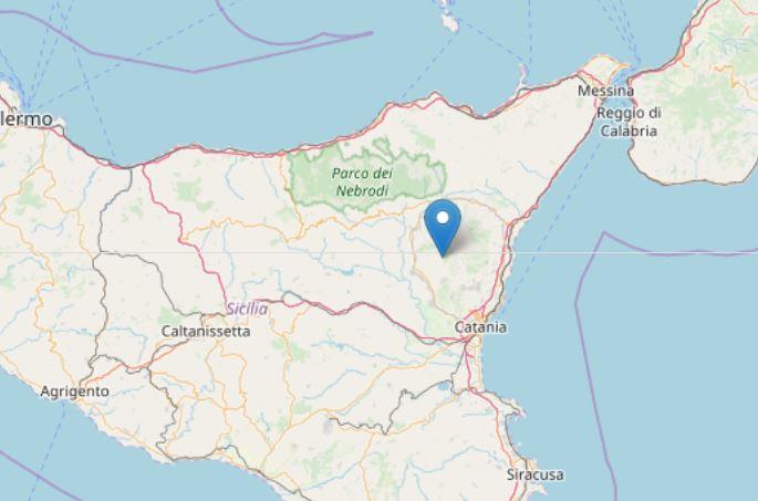 Terremoti Etna, prosegue lo sciame sismico: scossa di magnitudo 3.5