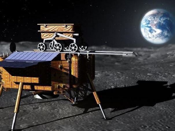 La sonda Chang'e-4 atterra sulla faccia nascosta della Luna