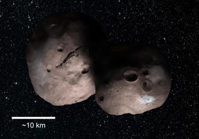 Spazio: raggiunta Ultima Thule, il pianeta più lontano mai sorvolato