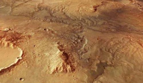 Scoperti antichi fiumi su Marte, le eccezionali foto in hd
