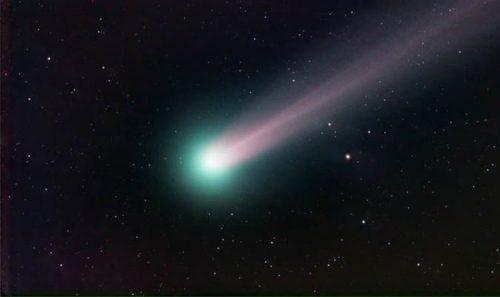Cometa di San Valentino: dopo oltre un millennio  C/2018 Y1 si avvicina alla Terra
