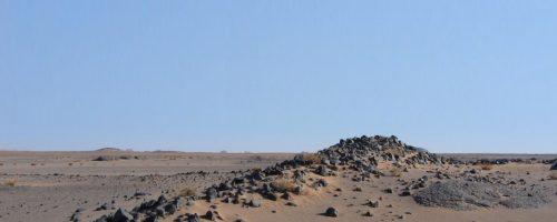 Scoperte centinaia di strutture in pietra nel Sahara Occidentale