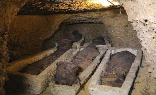 Egitto: scoperte 40 mummie in buono stato di conservazione