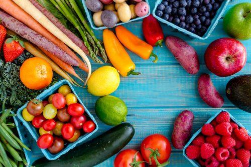 Salute: ecco come frutta e verdura influiscono sull'umore
