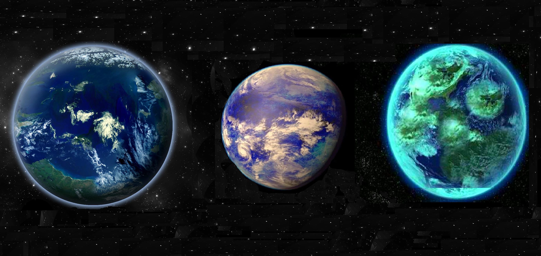 """Spazio: scoperti tre """"gemelli"""" della Terra"""