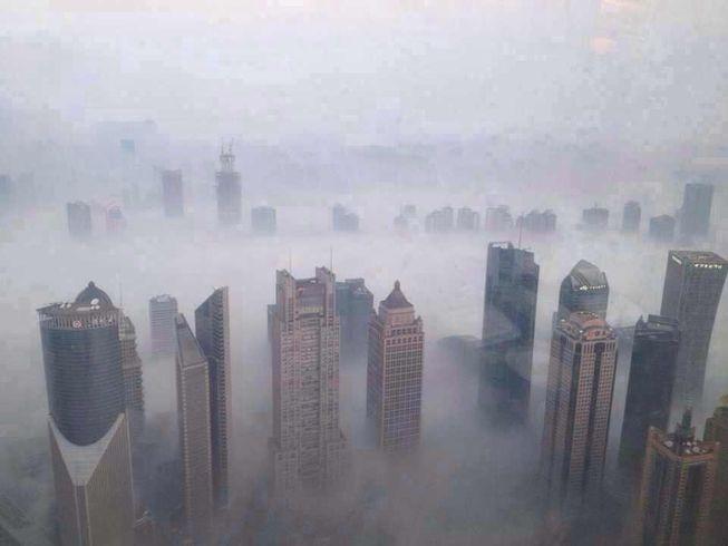 Ambiente: l'aria inquinata della Cina si è spostata in California