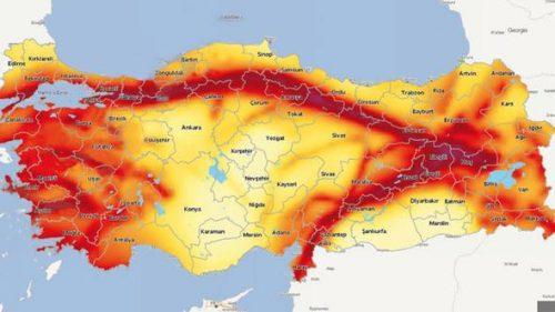 Terremoto durato cinquanta giorni in Turchia, la scoperta