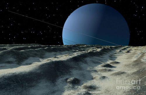 Scoperto Ippocampo, una nuova luna di Nettuno