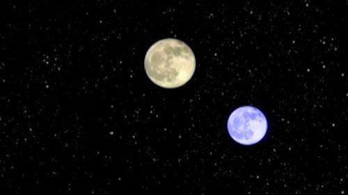 """Spazio: cosa accadrebbe se la Terra avesse una """"seconda Luna""""?"""