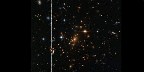 Musica cosmica attraverso le galassie. Il video della Nasa