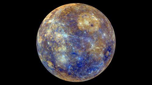 Mercurio ha un anello di polvere. Lo studio
