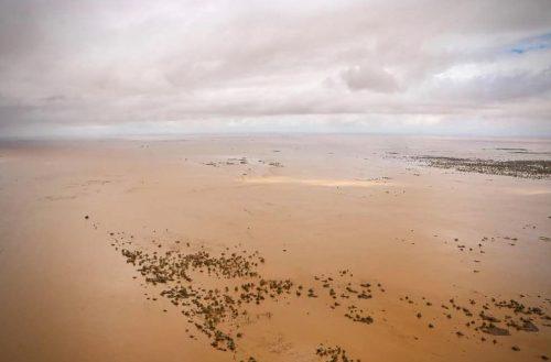 Mozambico, il ciclone ha creato un 'oceano interno'